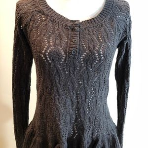 DKNY sweater; petite small